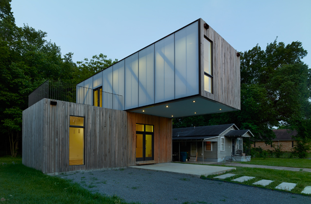 Aia Honor Award Cantilever House Arkansas Business News