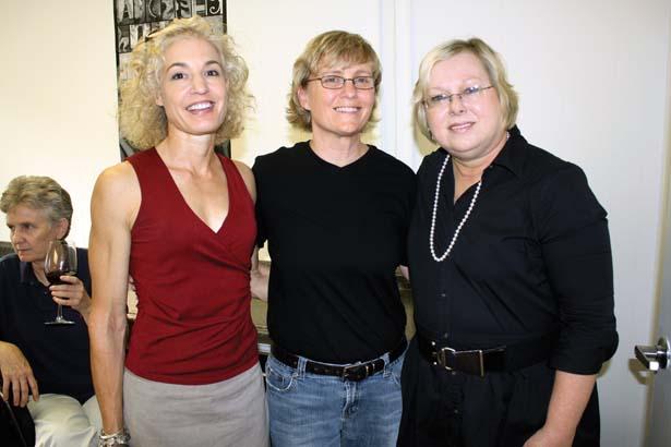 Kathleen Rea, V.L. Cox, Karen Trevino