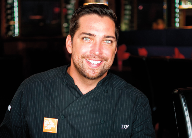 Executive Chef Donnie Ferneau