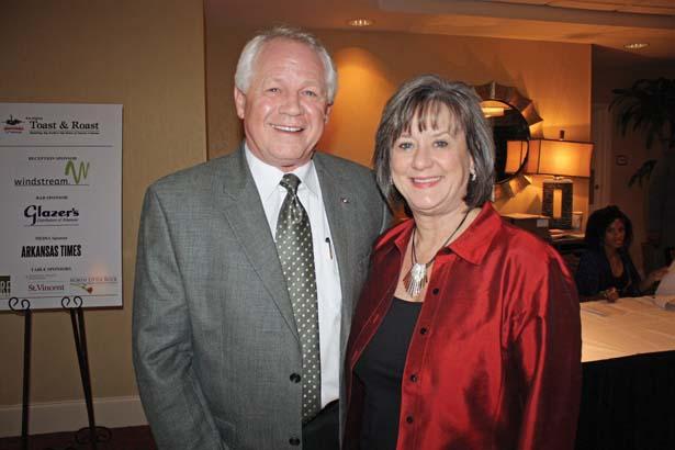 Rick Love, Judy Knod