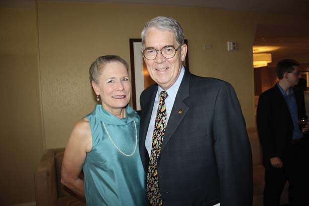 Sally and Dr. Jonathan Bates