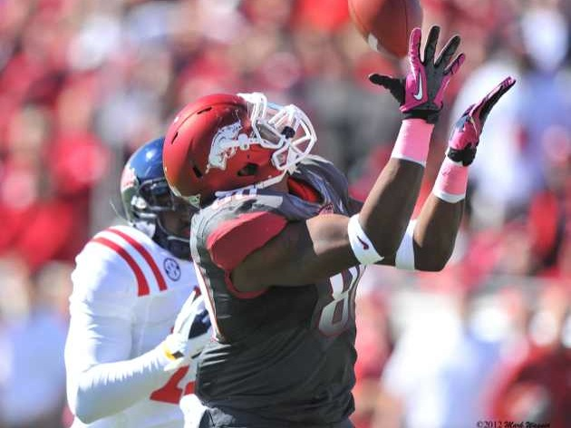 [GALLERY] Razorback Roundup: Ole Miss 30, Arkansas 27 | Arkansas Business News ...