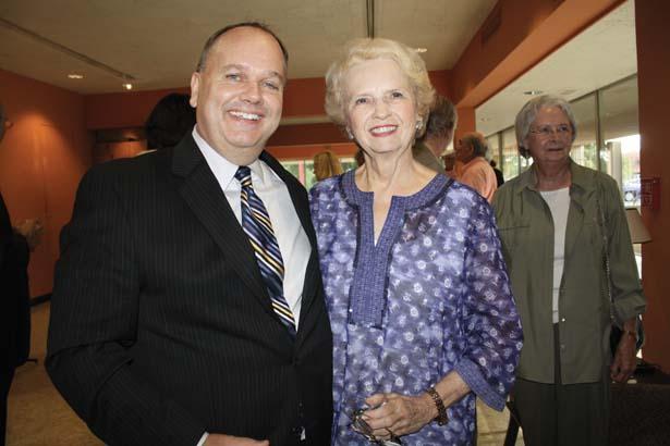 Brian Lang, Margaret Whillock