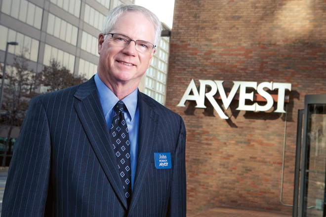 Arvest Bank to Purchase 29 Bank of America Branches in 4 States