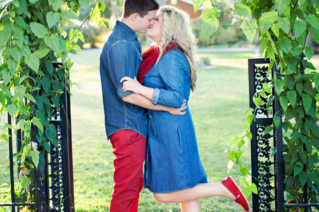 Northeast Arkansas Engagement: Abbi Swindle of Jonesboro & Justin Whitley of Brookland