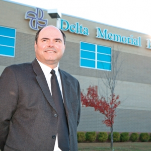DeWitt, Dumas Hospitals Share Chief Executive