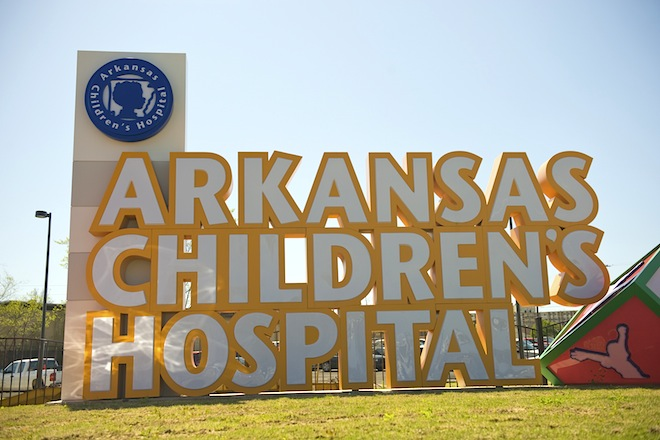 Arkansas Children's Hospital Seven-Year Campaign Raises $167M