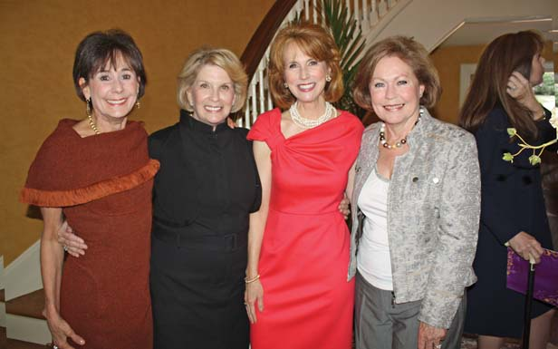 Katherine Ann Trotter, Barbara Hoover, Terri Erwin, Belinda Shults