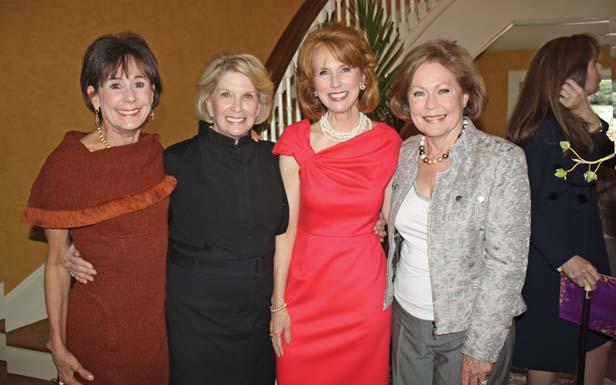 Katherine Ann Trotter, Barbara Hoover, Terri Erwin, Belinda Shults