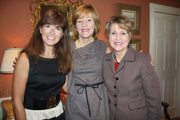 Traci Braunfisch, Cathy Mayton, Mary Lou Entzminger