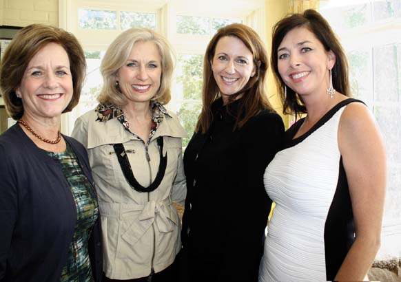 Annette Herrington, Chucki Bradbury, Karen Cline, Sharri Jones