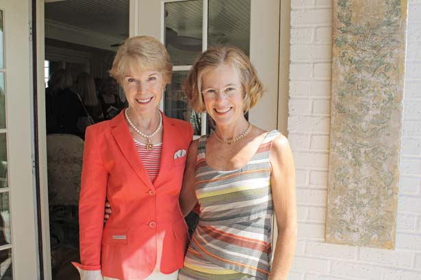 Becky Farrow, Sheila Horan