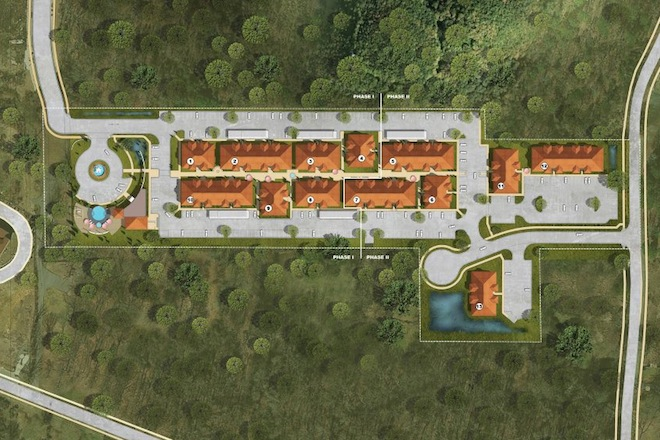 Developers Plan 22 Million Upscale Apartments In Maumelle