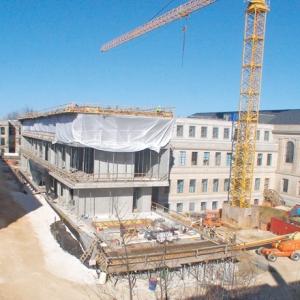 Largest Construction Projects Top $1.3 Billion