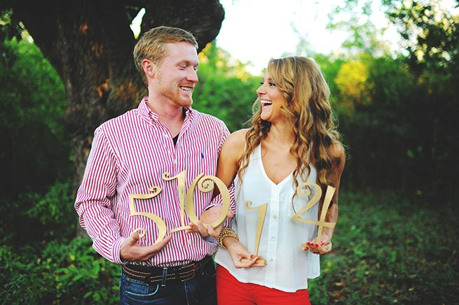 Central Arkansas Engagement: Brittany Ward of Little Rock & Robert Grasby of Jacksonville
