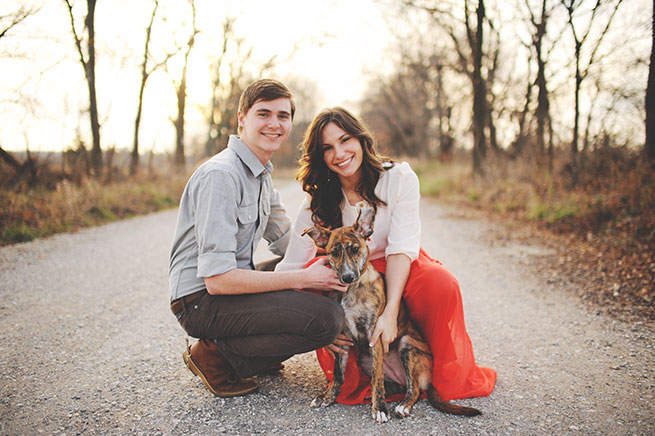 Northwest Arkansas Engagement: Serena Wren of Pocahontas & Andrew Fontenoy of Little Rock