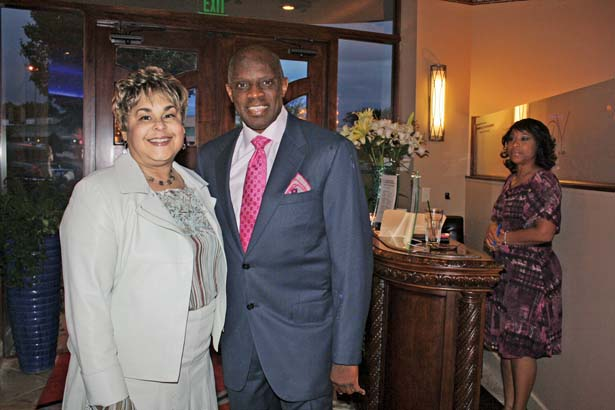 Drs. Paula and Anthony Fletcher