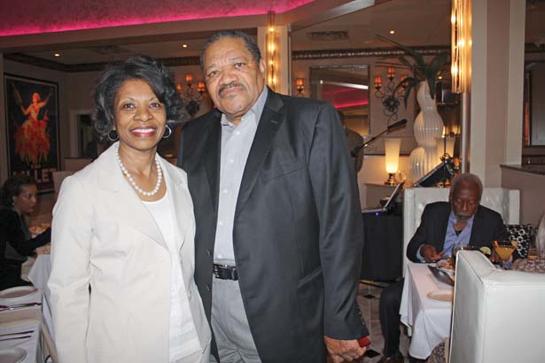 Dr. Frances Harris, Dr. Joe Hargrove