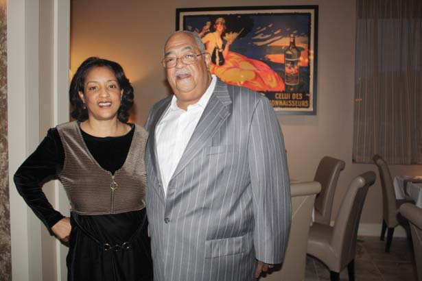 Cheryl and Dr. William Rutledge