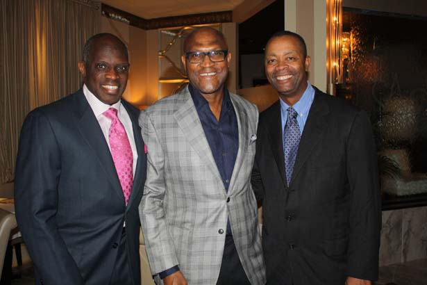 Dr. Anthony Fletcher, Dr. Alonzo Williams, Dr. Derek Lewis