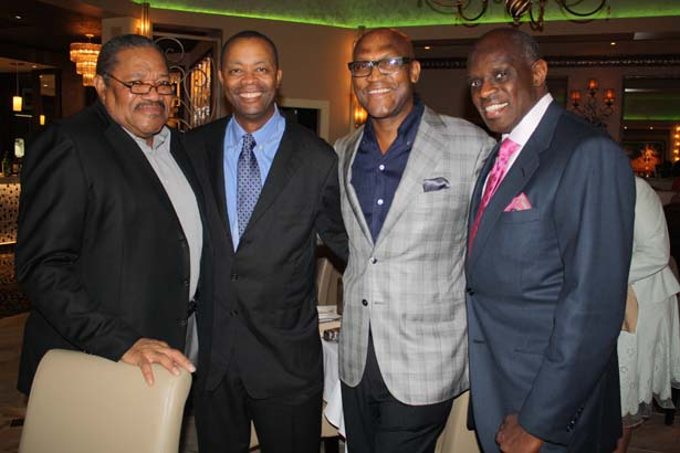 Dr. Joe Hargrove, Dr. Derek Lewis, Dr. Alonzo Williams, Dr. Anthony Fletcher