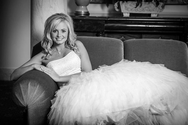Arkansas Bridal Portraits: Hayley Cox of North Little Rock