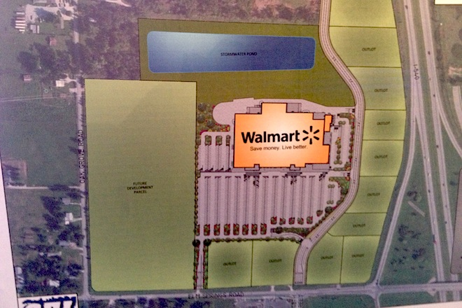 development of a retail leader wal mart Wal-mart history wal-mart philosophy wal-mart management style & leadership by: sadi erbas sanjam chawla sam walton started is career in retail as a clerk for.