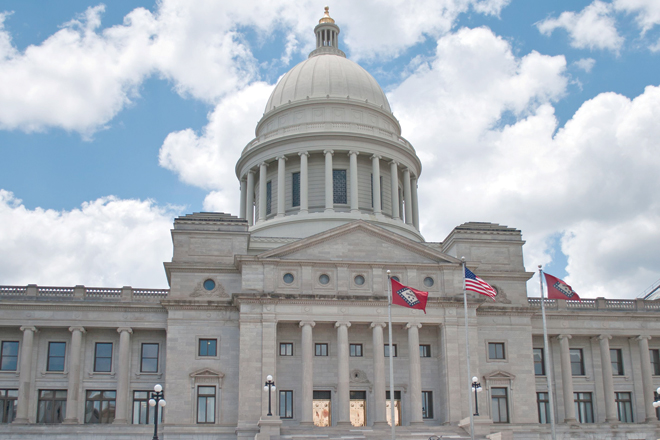 Arkansas House Approves 'Private-Option' Plan 77-23
