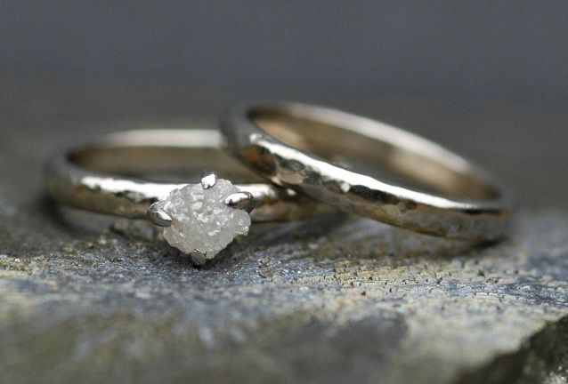 blair tidwell, engagement, confessions of a real arkansas bride, arkansas bride blog, engagement ring, raw diamond