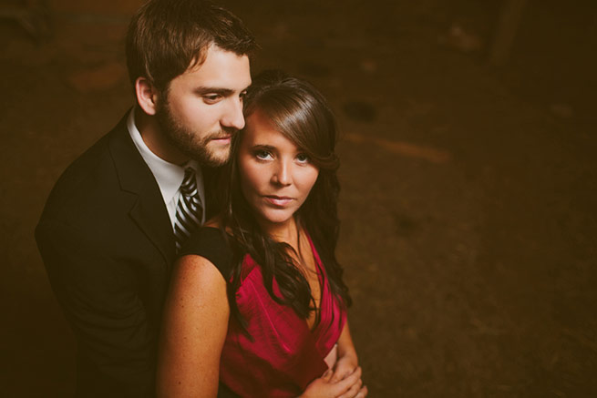 Benton Arkansas Engagement: Jessica Lashlee & Clark Yazza