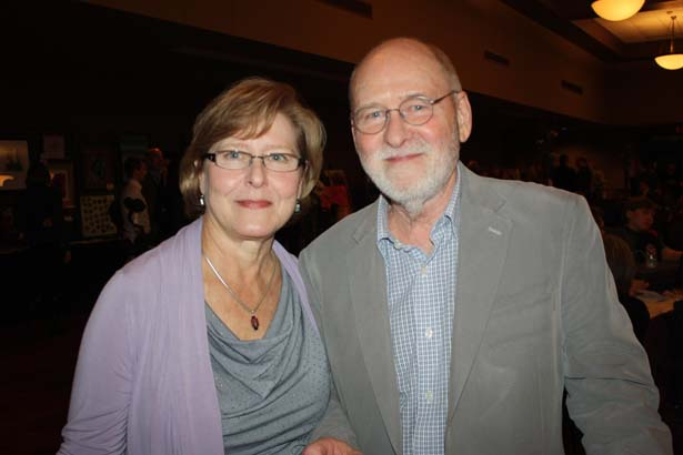 Catherine Caldwell, Ed McColgan