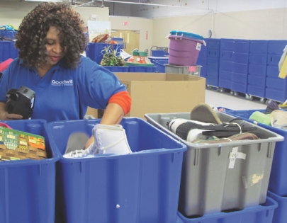 Goodwill and Chenal 9 Movie Theater Team Up for Donation Drive in October
