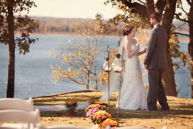 Arkansas Real Wedding: Alexis Olmstead & Preston Cranford
