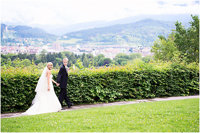 Arkansas Destination Wedding: Brittney Cox of Little Rock & Mac Ledbetter of Monroe, La. in Innsbruck, Austria