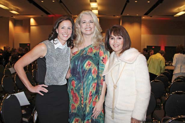 Errin Dean, LuAnn Ashley, Lori Snyder