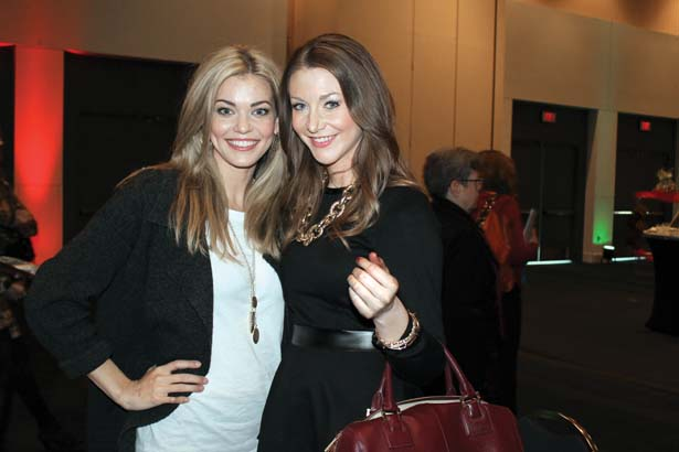 Lyndsey Sullivan, Erin Hohnbaum  of E.Leigh's