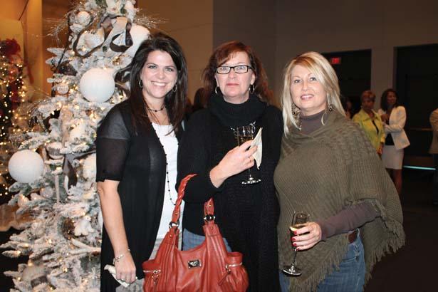 Marsha Elrod, Beverly Trimble, Tina Pike