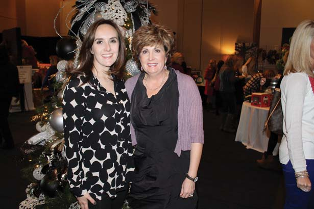 Caitlyn Mason, Trish Roberson of Roberson's Fine Jewelry