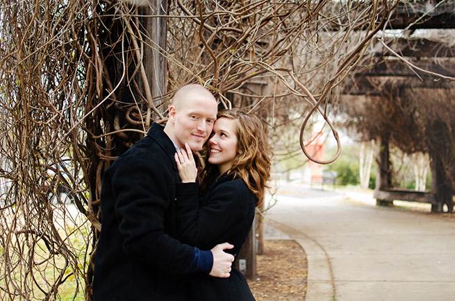 Arkansas Engagement: Erynn Fenner of Jonesboro & Jordan Witt of Jacksonville, Fla.