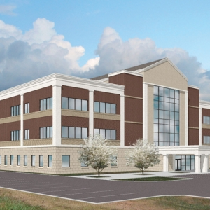 Construction Begins on $10.6M Faulkner County Courts Building