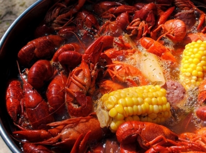 Save the Date for the Annual Hat Club Crawfish Salute