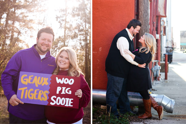 Amy Wentz of Arkadelphia & Brandon Burnside of Bossier City, La.