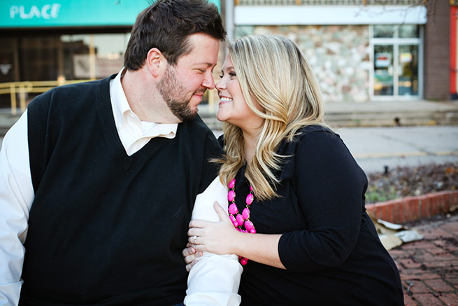 Arkansas Enagagement: Amy Wentz of Arkadelphia & Brandon Burnside of Bossier City, La.