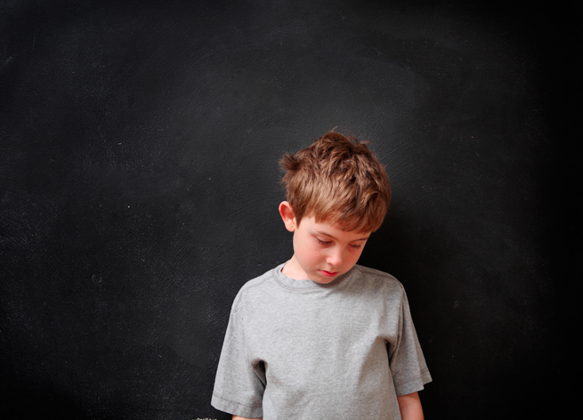 when bullies set their sights on children with special