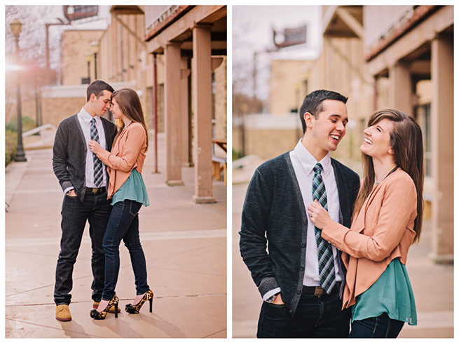 Arkansas Engagement: Chelsea Otwell of Searcy & Anthony Saegert of Siloam Springs