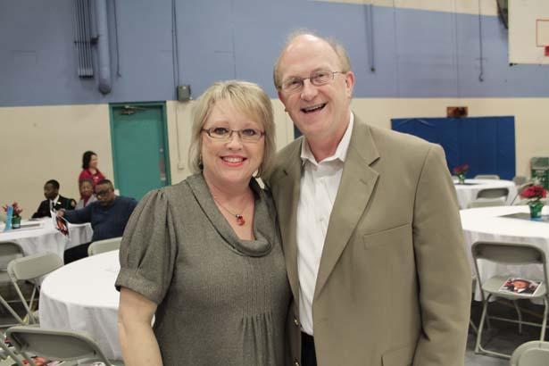 Cheri and Dan Rolett