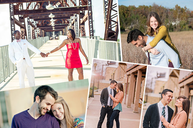 Submit Your Engagements and Real Weddings to the ArkansasBride.com Blog!
