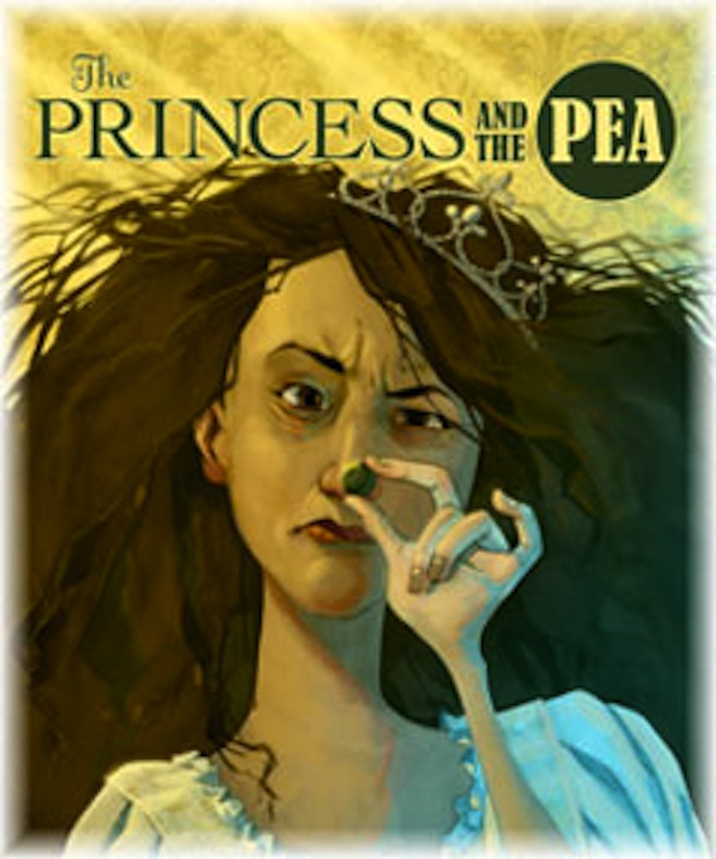 a comprehensive analysis of the princess and the pea a story by hans christian andersen Teaching about story structure using fairy tales hans christian andersen: students can choose from the princess and the pea.