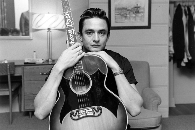 The Wall Street Journal Visits Johnny Cash\'s Boyhood Home in Dyess ...