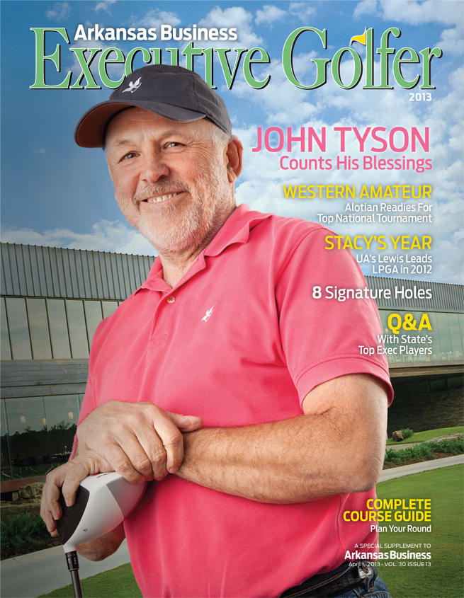 John Tyson: The Blessings of Golf